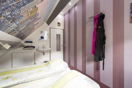 B & B Drentse Zon / Skyline room - Nieuw Amsterdam