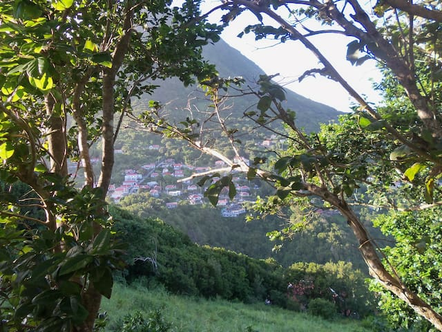 Selera Dunia Boutique Hotel - Windwardside, The Level - Bed & Breakfast