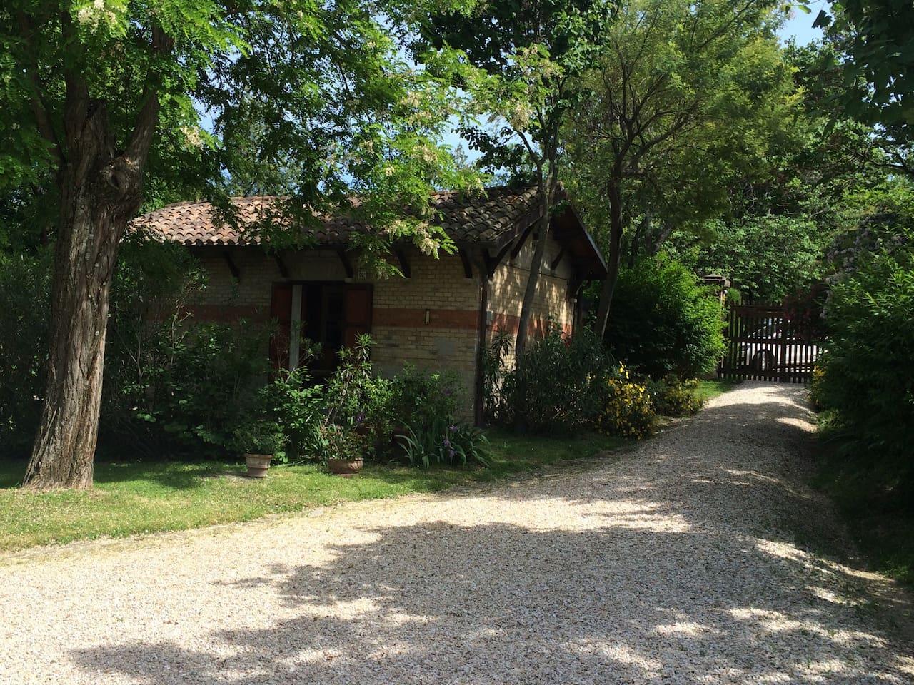 20 Migliori Chalet e Cottage in Affitto a Fano su Airbnb - Airbnb ...