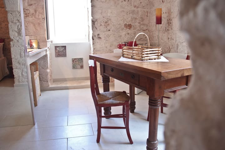 Historical house for a cosy staying - Ceglie Messapica - Daire