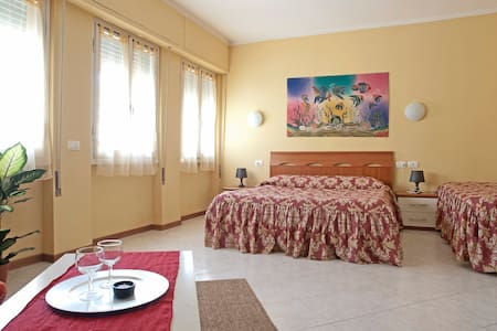 Loft for two person with wifi  - Florencia