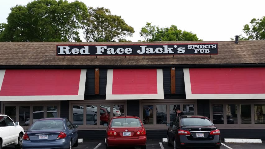 Red Face Jack's