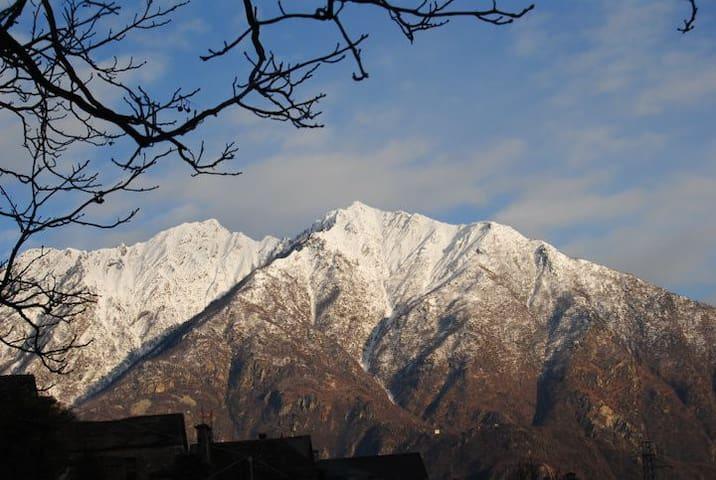 Vacanza nella valle del Monte Rosa - Calasca-Castiglione - Haus