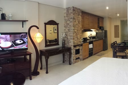 Tagaytay Crosswinds: The Ultimate Staycation - Apartament