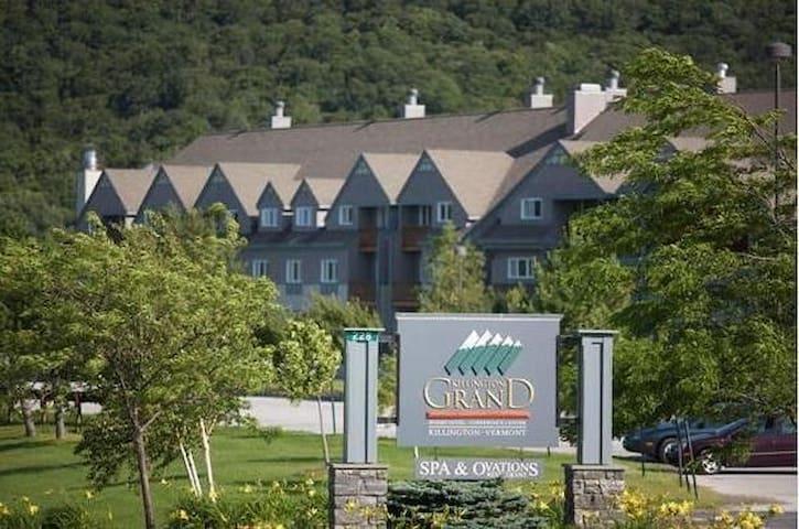 Spectacular Mountain Resort - King - Killington - Kondominium