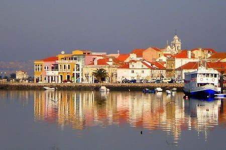 Lisbon South Bay  -  Cosy Rustic home - Arrentela
