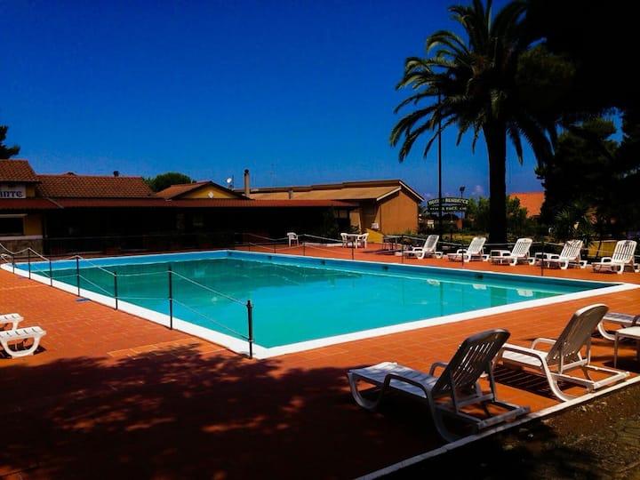 "Casa Vacanze ""Le Palme"" Tropea"