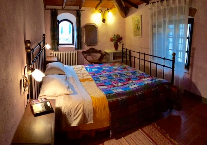 bedroom no. 1  - double bed -  2 pers. -