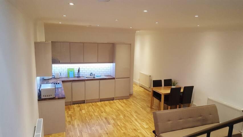 Spacious flat In Islington