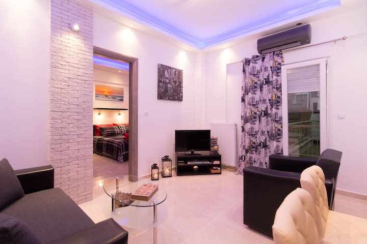 LuxuRious ExpeRience I - Tessalônica - Apartamento