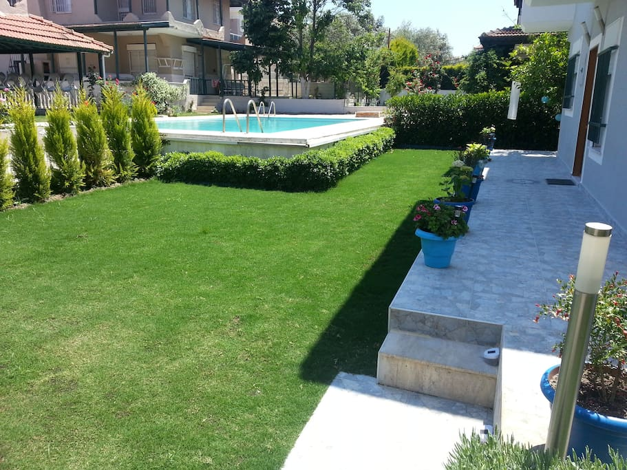 new lux villa with swimming pool
