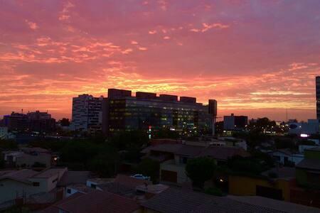 Monterrico duplex apartment - Lima District - 公寓
