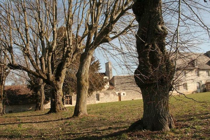 Ferme ancienne (15ème/16ème siècle)