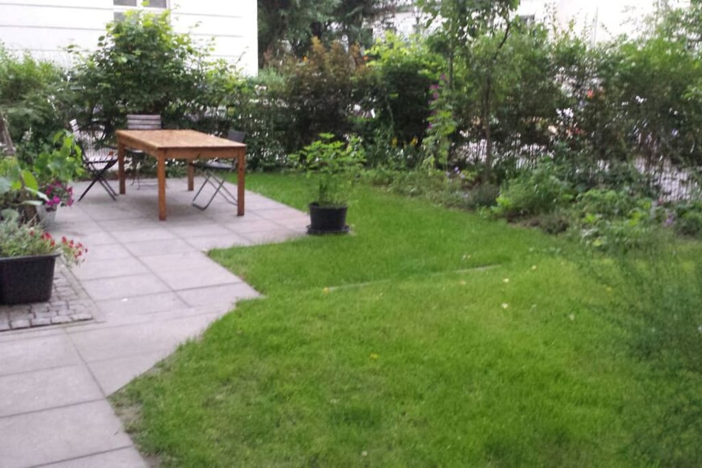 Garten/ private garden