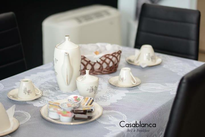 CasablancaB&B Via Marconi Quattromiglia CameraMatr
