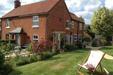 Rural Norfolk  Foxglove Cottage - Erpingham