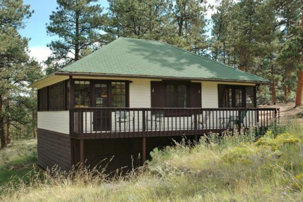 Tall Pines Cabin 2br W Hot Tub Cabins For Rent In