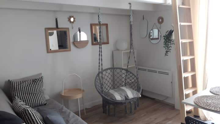 Adorable studio au coeur de Vichy