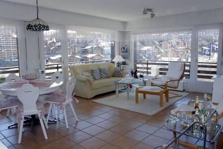 Magnifique appartement centre Haute-Nendaz - Nendaz