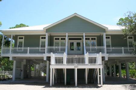 Respite on St. George Island