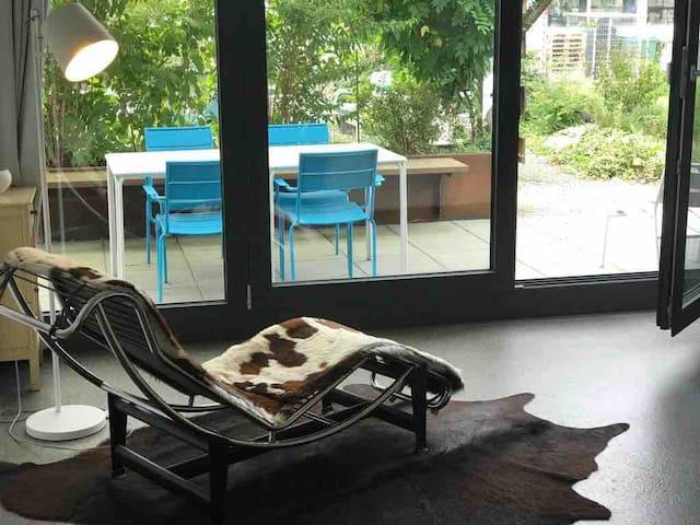 Stilvolle Gästezimmer in Stadtnähe