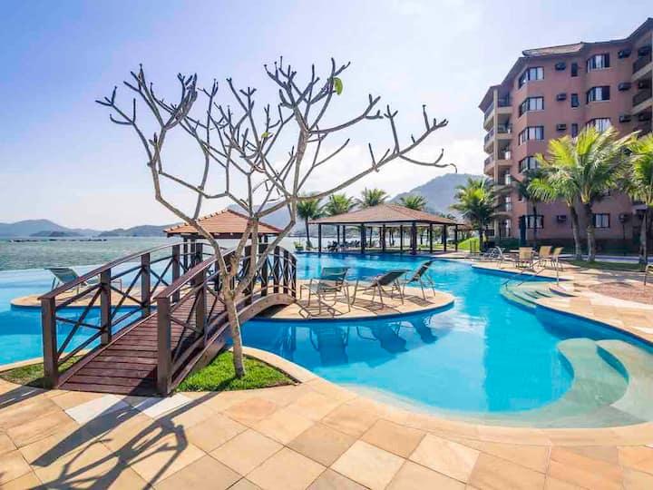 Angra dos Reis Porto Bali resort suíte master