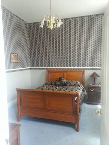 Double Room Queen w Private Bath #3 - Rico - Bed & Breakfast