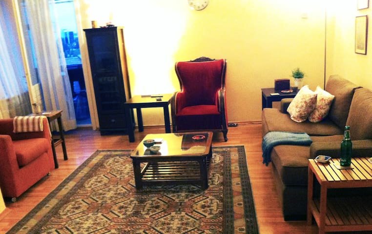 Cosy flat in the heart of Istanbul - Beşiktaş - Daire