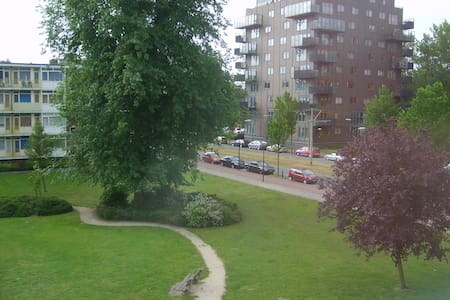 Zonnig en rustig appartement - Den Haag - Lakás