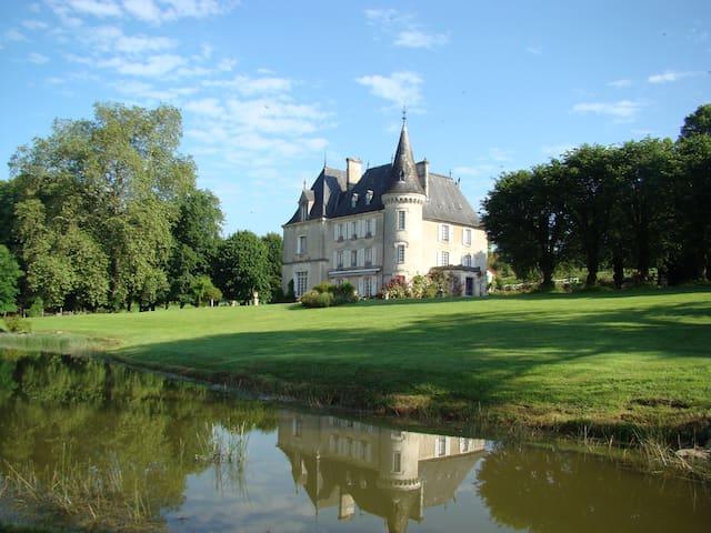 Château de La Chabroulie, - Limoge