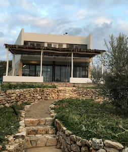 Modern new villa mountains seaview - Kerem Maharal - Vila