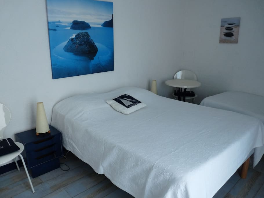 Chambre climatis e piscine plage chambres d 39 h tes - Chambre d hotes la turballe 44 ...