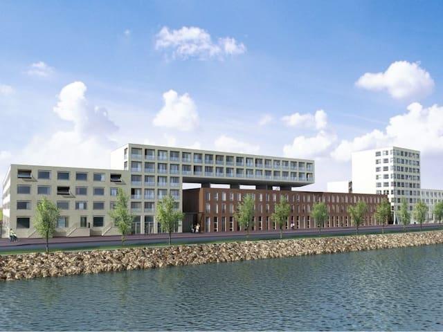 Waterfront penthouse - 阿姆斯特丹 - 公寓