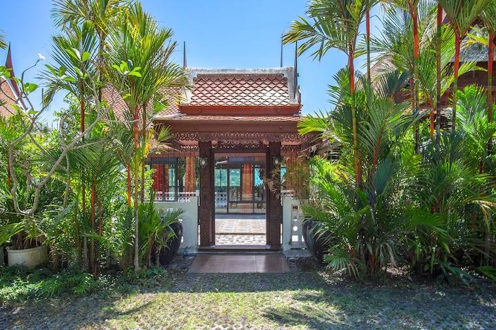 Thai Villa on the Hill