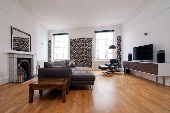 Queens Circus Executive Apartment - Cheltenham - Pis