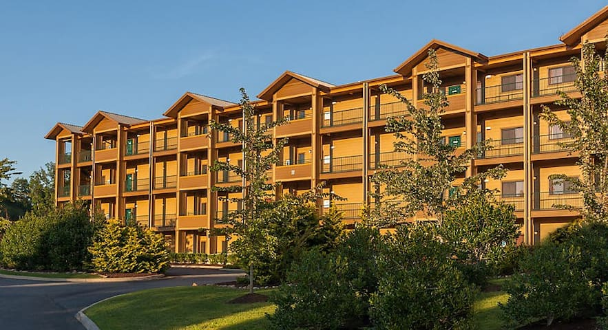 Mountain Loft Resort in Gatlinburg, TN