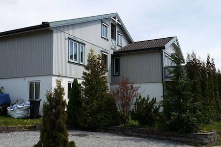 Convenient Room in a Modern House - HAMAR - Ottestad