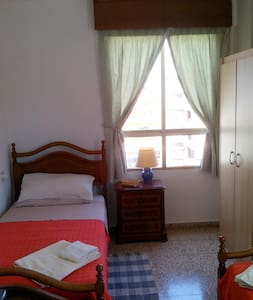 PRIVATE ROOM IN BENIDORM LEVANTE - Benidorm - Appartamento