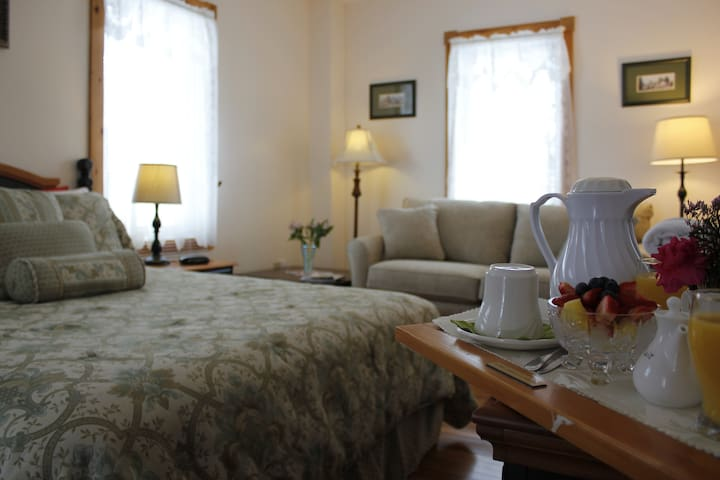 La Romantique - North Hatley - Bed & Breakfast