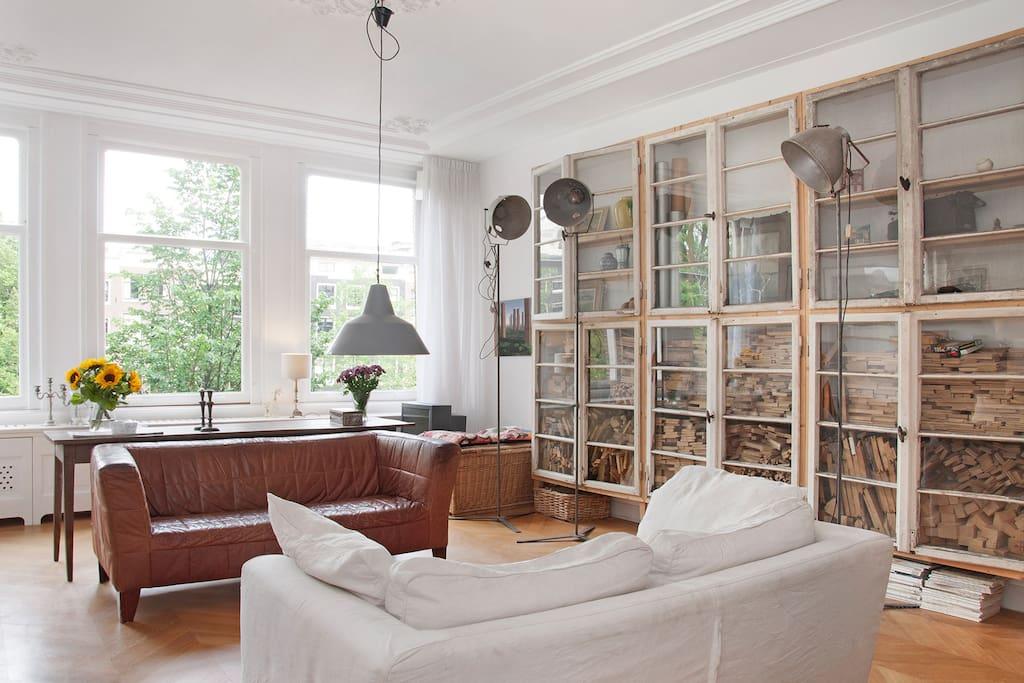 Maxima apartment appartamenti in affitto a amsterdam for Appartamenti amsterdam affitto mensile