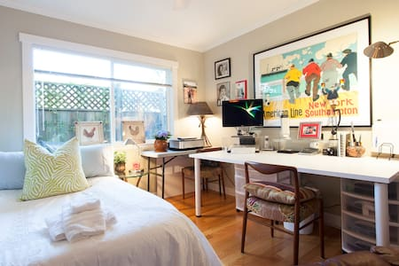 AWESOME SPACE...GREAT LOCATION!! - San Mateo - Apartment