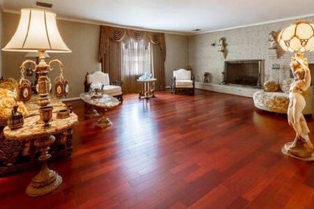 Luxurious home with Brazilian cherry wood floors - Μπέρλινγκτον - Σπίτι