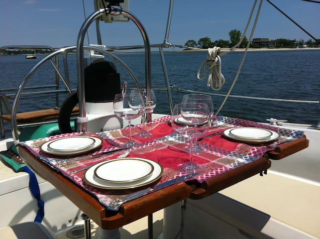 Romantic Perfection on the Sound - Westport - Boat