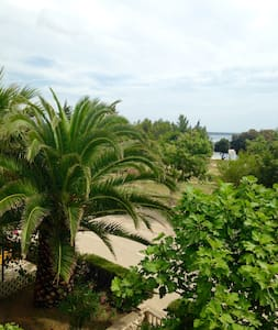 Cozy Studio with Ocean View - Gajac