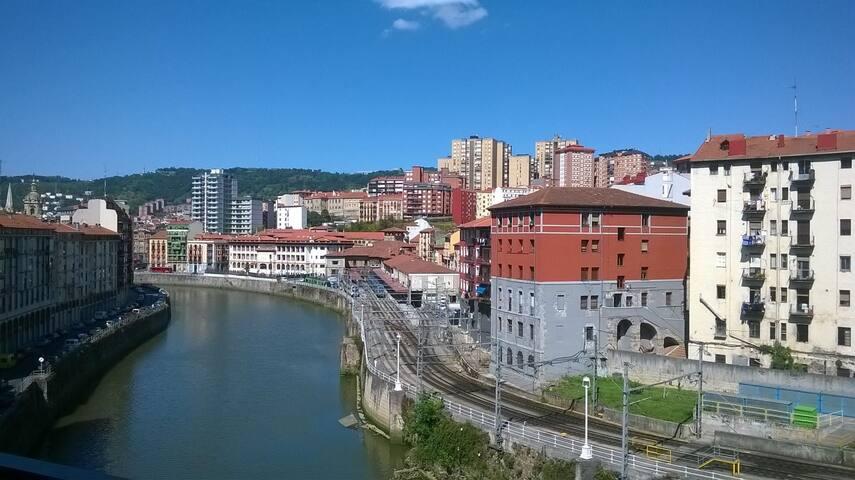 Hab. 1-2 prsnas BBK Live Libre Free - Bilbao - Apartment