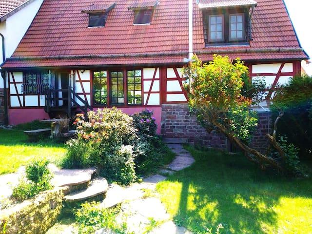 Ferienhaus Marré - Doppelzimmer mit Bad