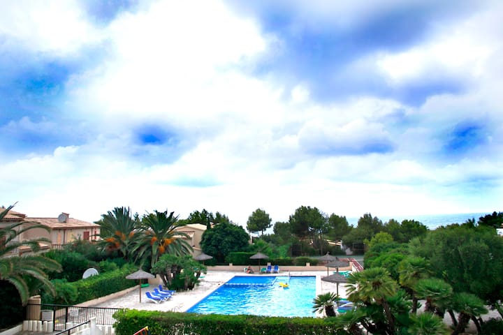 Mallorca Green Apartment near beach - Betlem - Apartament