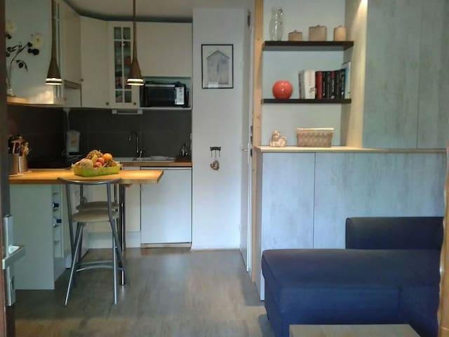 JOLI STUDIO RDJ ST PALAIS/MER - Saint-Palais-sur-Mer - Apartamento