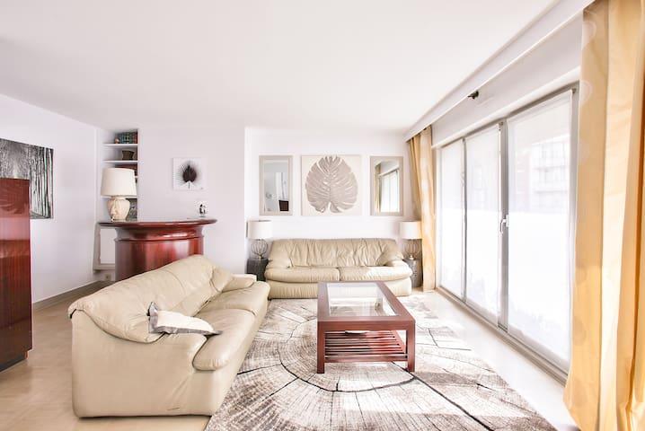 Superbe appartement * Bois de Boulogne *