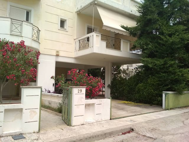 2 Bedroom Sea View Villa - Garden - Free parking